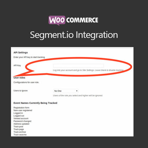 WooCommerce Segment.io Integration