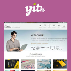 YITH Celestino – Clean and Creative Portfolio Theme