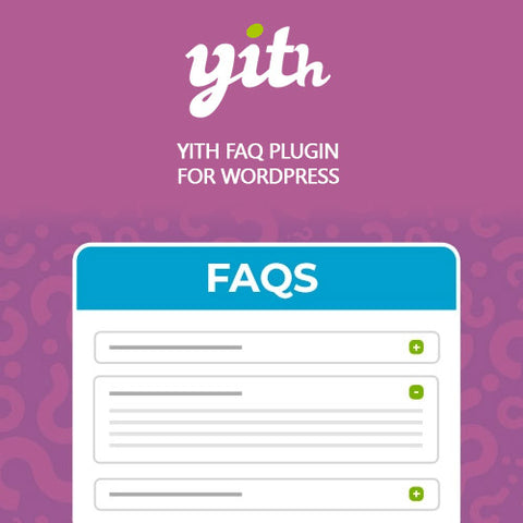YITH FAQ Plugin for WordPress Premium