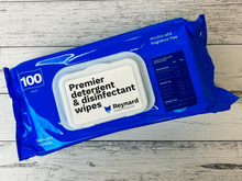 Load image into Gallery viewer, Reynard Premier Detergent and Disinfectant Wipes