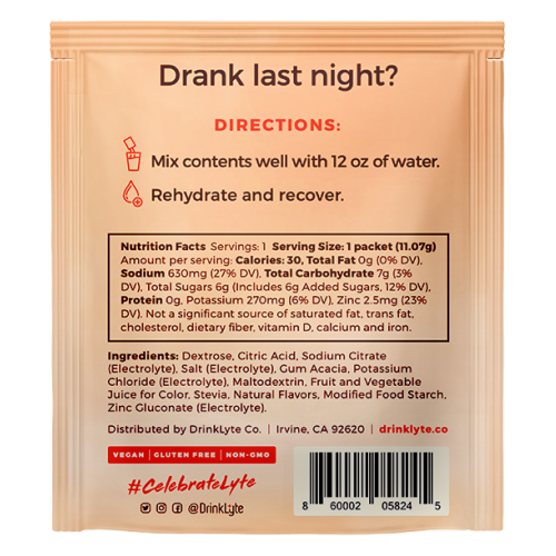 DrinkLyte Drink Mix Subscription