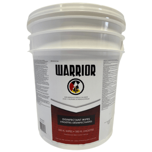 Warrior Disinfecting Wipes - MMK Supply
