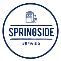 Springside Brewing Beer Logo Craft Beer Pale Ale Brewery Sydney Rozelle Balmain inner west Australia Beer George Gorgeous Brewing Buy beer buy online craft beer near me brewery delivery craft beer bars Christmas beers