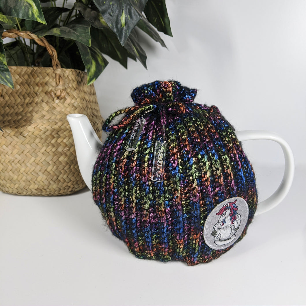 Unicorn Tea™ - Rainbow Tea Cozy