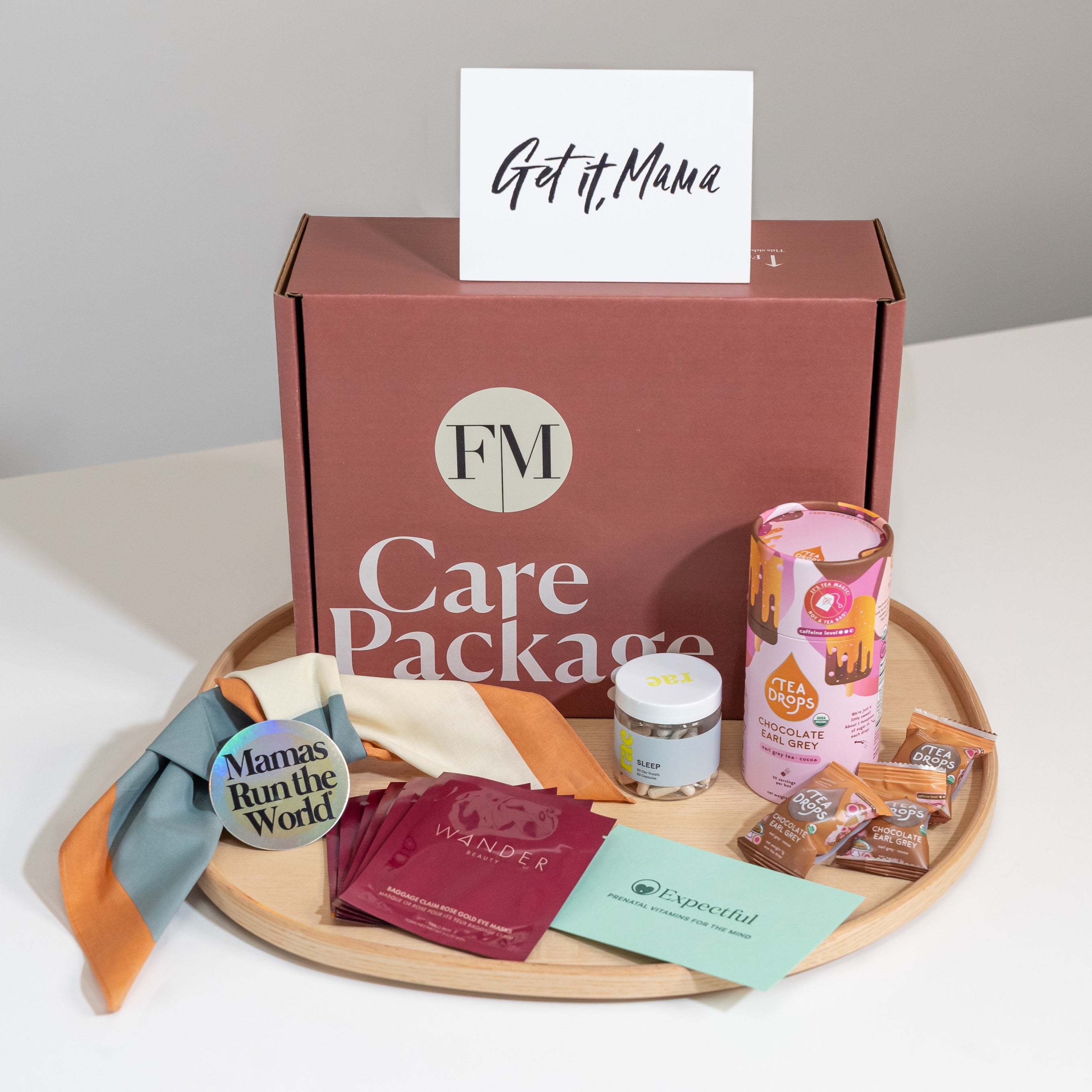 Self-Care Mama Box, Value of $115!