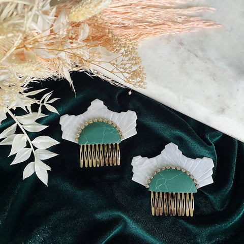 Juliet Hair Comb | Made-to-Order