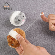 Load image into Gallery viewer, Snail-house Cute Cat Toys