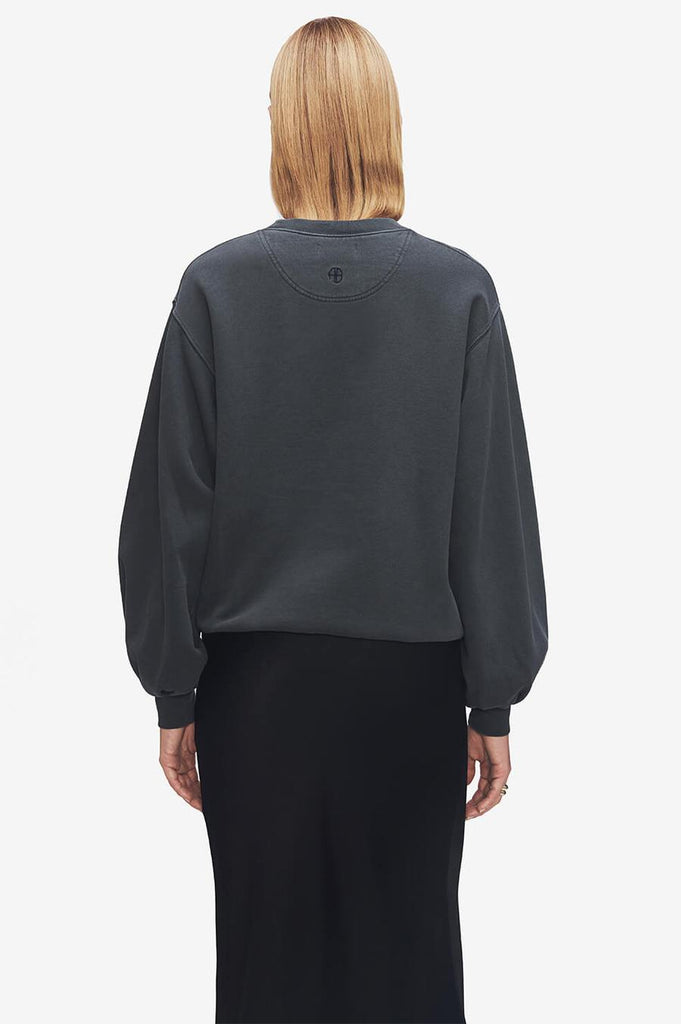 Anine Bing - Esme Sweatshirt - Washed Indigo