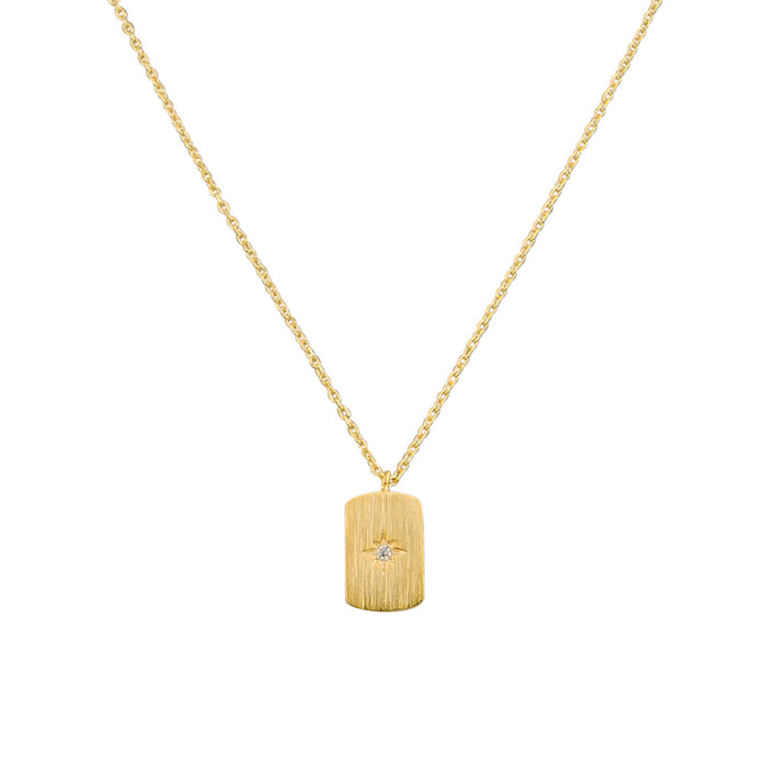 Jolie & Deen - Hayley Necklace - Gold