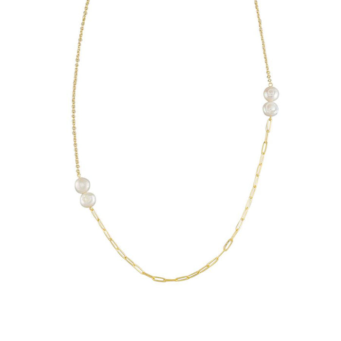 Jolie & Deen - Tonny Necklace - Gold