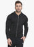 Men's Bomber Jacket- Black