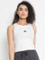 Women Vest Active Wear TOP (WHITE)