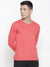 FULL SLEEVES T-SHIRTS-PINK