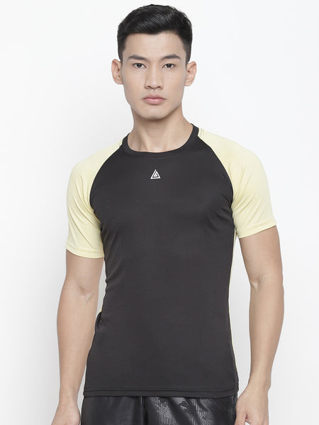 Aesthetic bodies Men's Supersets Edition - Black/Yellow