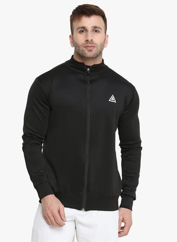 Men's Dry Fit Jacket – Black