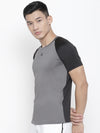 Aesthetic bodies Men's Supersets Edition - Grey/Black
