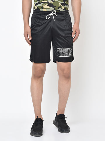 Men's Tech Fit Shorts BLACK