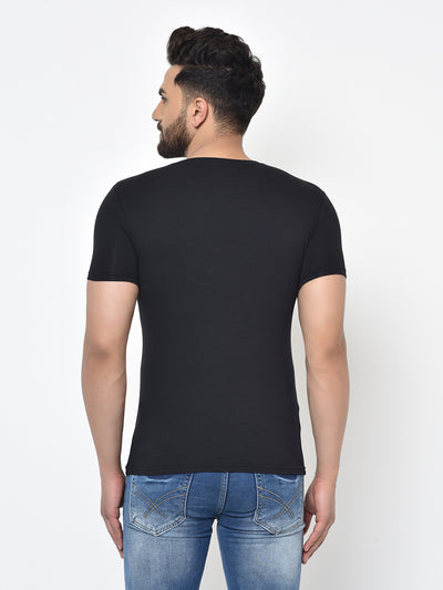 Fullfider T-Shirt- Black