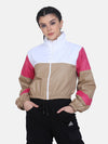 Women's  Retro Jacket- Baige