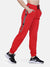 Women Solid Track Pant- Red