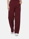 BELLBOTS TRACKPANT - WINE