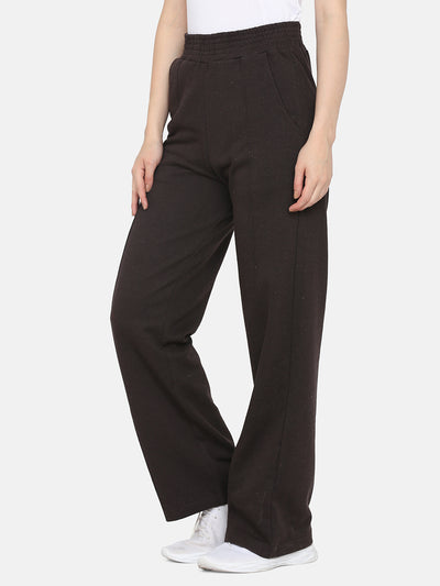 BELLBOT TRACKPANT - DARK CHOCOLATE