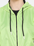 WOMEN RADICAL JACKET- NEON