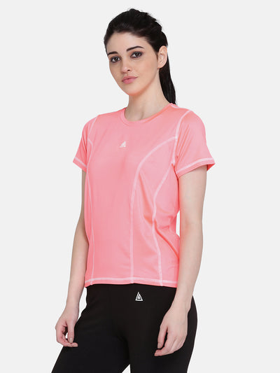 Women's Compration T-shirt -Pink