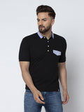 Polo Shirt- Black