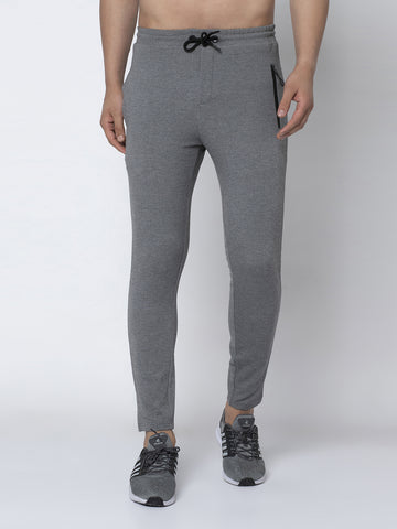 Solid Jogger - Charcoal Grey