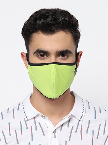 Combo Mask - Light Green