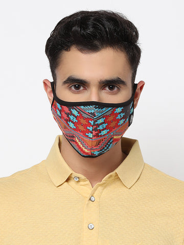 Printed Face Mask