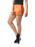 Women's Sports Shorts-Orange