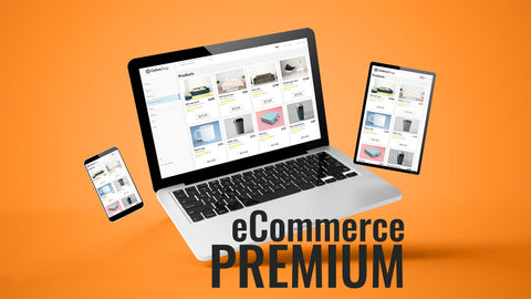 eCommerce Website Development Premium Package