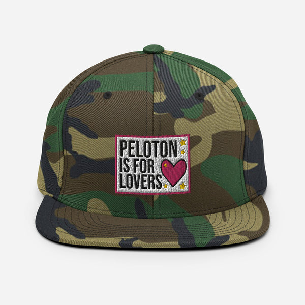 Peloton is for Lovers Vintage Cotton Twill Cap