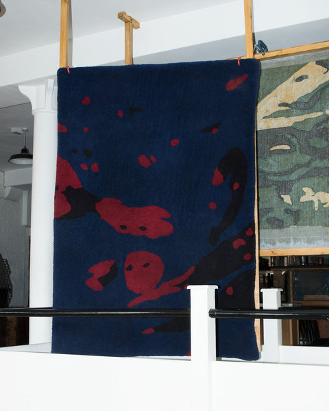 TOM ATTON MOORE RUG - AN ODE TO YOU, NOT TO MY MAGNOLIA