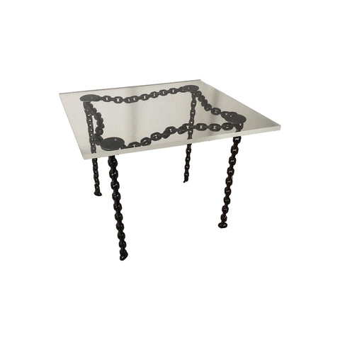 BEN BURGIS CHAIN TABLE