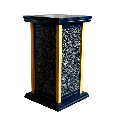 HAND PAINTED PLINTHS
