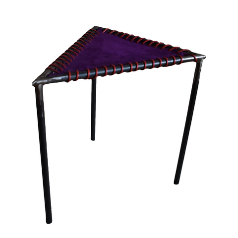 JERMAINE GALLACHER TRIANGLE STOOLS