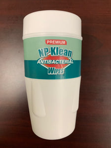 NPKlean ANTIBACTERIAL WIPES  Cylindrical 원통형