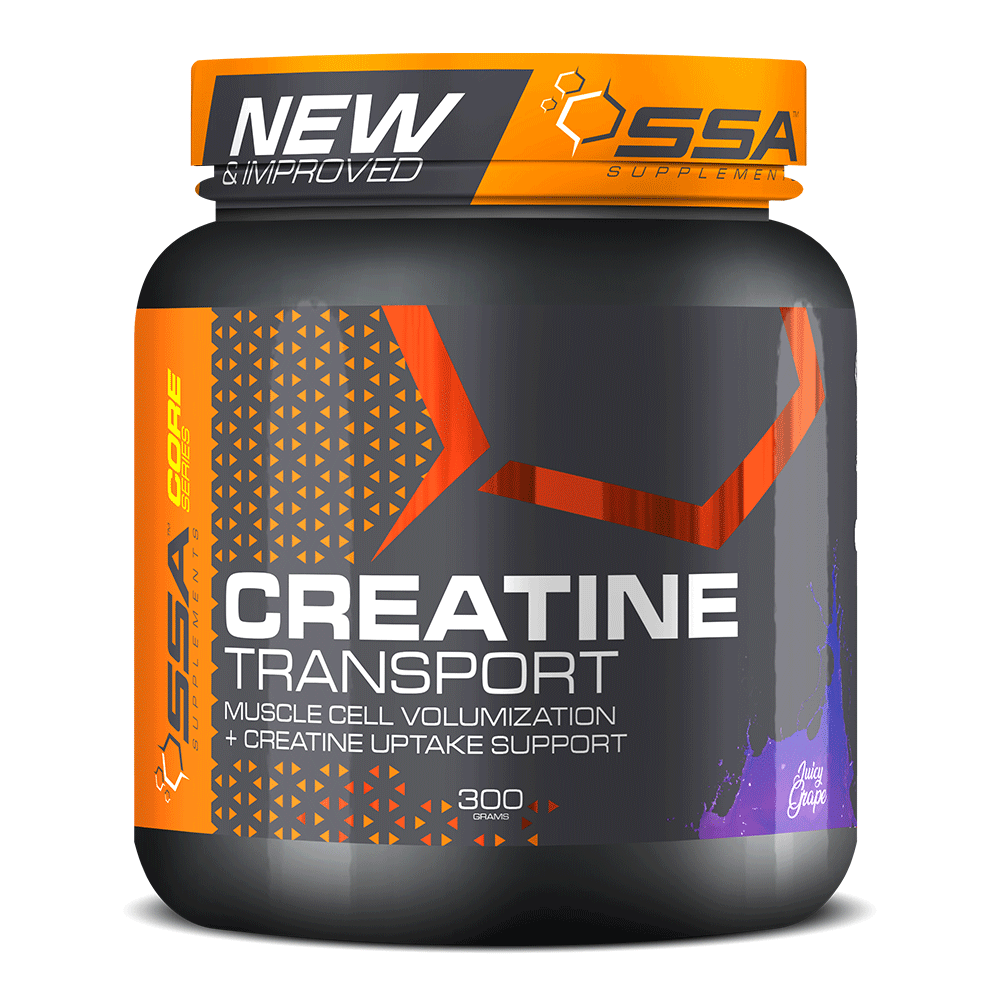 SSA Creatine Transport