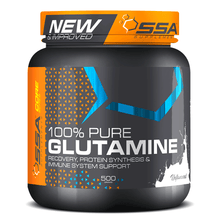 Load image into Gallery viewer, SSA 100% Pure Glutamine
