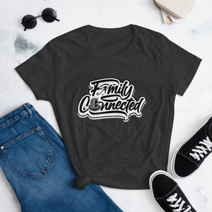 Family Connected Women's short sleeve t-shirt