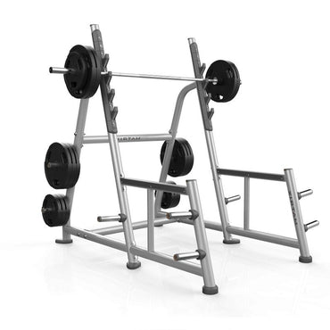 Matrix Magnum Olympic Squat Rack