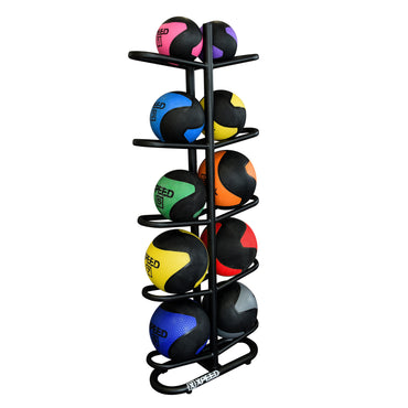 Xpeed Medicine Ball Rack (10 Hold)