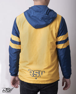 JAKET FIREFIGHTER YELLOW