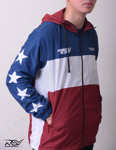 JAKET RSV RED STAR