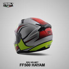 Load image into Gallery viewer, RSV FF500 HAYAM SILVER