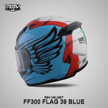 Load image into Gallery viewer, RSV FF300 FLAG39 BLUE