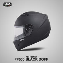 Load image into Gallery viewer, RSV FF500 BLACK DOFF